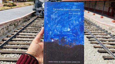 Photo of La noche nunca termina de la hidalguense Enid Carrillo, podrá leerse en italiano