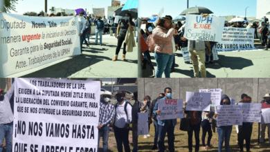 Photo of Maestros exigen liberación de recursos a diputados en Hidalgo