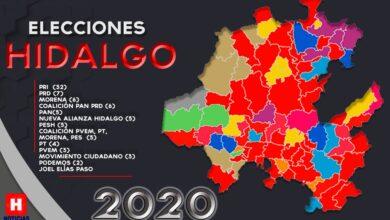 Photo of Conoce los municipios ganados por cada partido político en Hidalgo