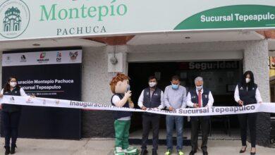 Photo of Inauguran Montepío Pachuca sucursal Tepeapulco