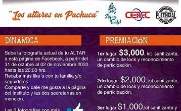 Photo of Concejo Municipal convoca a participar en los altares en Pachuca