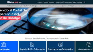 Photo of Gobierno de Hidalgo una caja de cristal incluyente