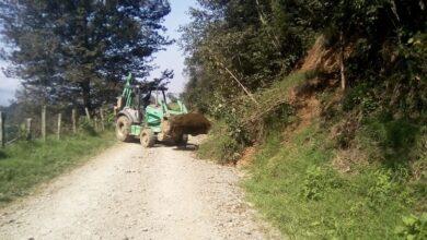 Photo of Realizan limpieza de carreteras en Pisaflores