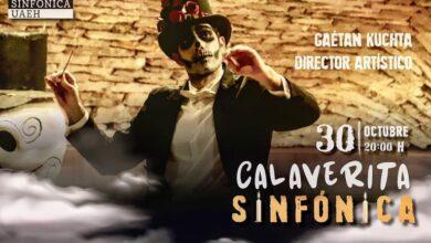 Photo of Ofrecerá OSUAEH concierto Calaverita Sinfónica este viernes
