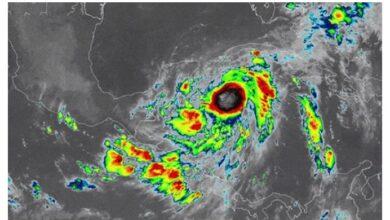 Photo of La tormenta tropical Zeta mantendrá lluvias intensas en Yucatán y muy fuertes en Campeche, Chiapas, Quintana Roo y Tabasco