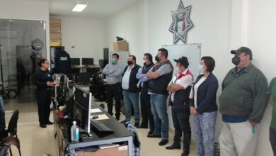 Photo of SSP y transportistas trabajan coordinadamente para evitar el robo y asalto en sus unidades