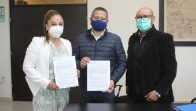 Photo of Concejo de Tulancingo firma convenio de descuentos con laboratorio de análisis clínicos