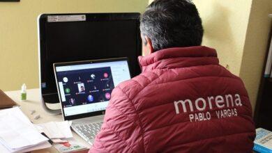 Photo of Pablo Vargas es el candidato de Morena, fue rechaza la petición de algunos precandidatos