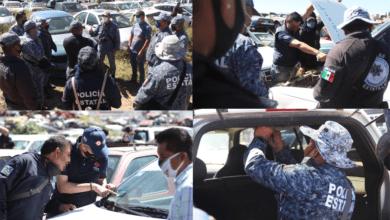 Photo of Imparten SSP Hidalgo y OCRA capacitación para identificación de vehículos robados