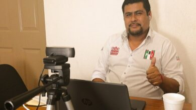 Photo of Con la frente en alto Elías Sanjuán mostró su experiencia en el debate
