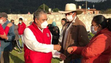 Photo of Con rumbo claro, unidad y trabajo transformaremos Agua Blanca: Agustín Ramírez