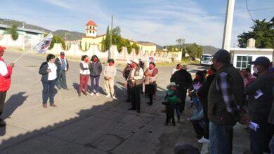 Photo of Municipio inclusivo, un compromiso de Margarita Ramírez en Almoloya