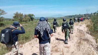 Photo of CBPEH coordina acciones de búsqueda en Tula de Allende