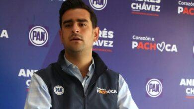 Photo of Candidato del PAN por Pachuca quiere debate con candidato de Morena