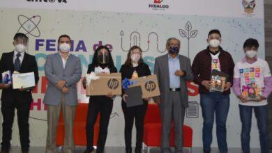 Photo of Premian proyectos de investigación en Feria de Ciencias e Ingenierías