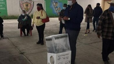 Photo of Presidente de la Junta de Gobierno de la LXIV Legislatura de Hidalgo emite su voto