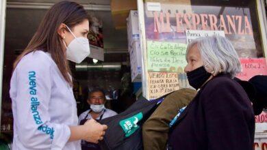 Photo of Si no participamos, no tenemos derecho a quejarnos después: Darina Márquez