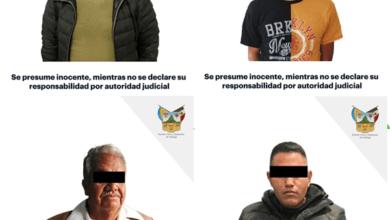 Photo of Detienen a cuatro hombres armados en Hidalgo