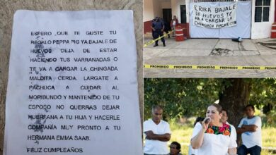 Photo of Amenazan de muerte a candidata del PRI en San Felipe Orizatlán