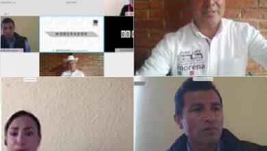 Photo of IEEH realiza Debates Por Hidalgo 2020 de Omitlán, Tenango, Actopan y Acaxochitlán