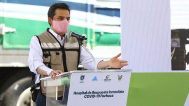 Photo of IMSS y Gobierno de Hidalgo fortalecen acciones en beneficio de derechohabiencia y pacientes con Covid-19
