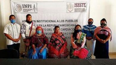 Photo of Da el ISSSTE prioridad a comunidades indígenas al impulsar espacios cardioseguros