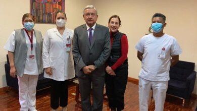 Photo of Presidente de México es vacunado contra la influenza