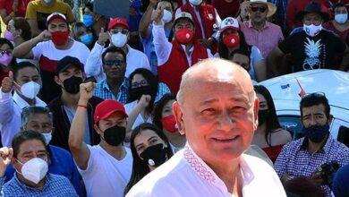 Photo of Recibe gran apoyo Jorge Márquez en recorrido por el municipio