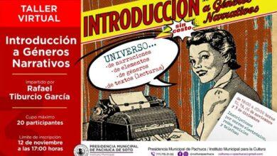 Photo of Comienza ciclo de talleres de creación literaria en Pachuca