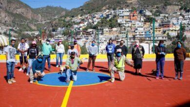 Photo of Promueve el IMJ de Pachuca, mejoramiento de espacios comunitarios