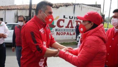 Photo of Dirigencia nacional del PRI acompañó a candidatos de Nopala, Tecozautla y Huichapan