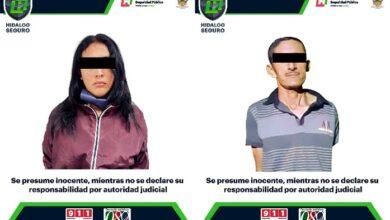 Photo of En operativos preventivos, asegura SSPH a dos con arma y probables drogas