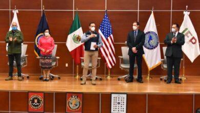 Photo of Brindan Gobierno de Hidalgo y Academia del FBI capacitación policial internacional