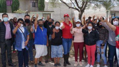 Photo of Salud, seguridad y empleo, rubros que repuntarán con la victoria de Ixchel Gutiérrez en Tizayuca
