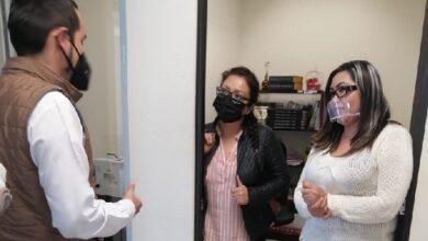 Photo of Sanidad Tulancingo verifica el uso obligatorio de cubrebocas en el Centro Cívico Social