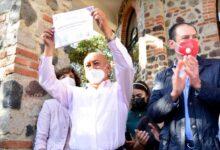 Photo of Jorge Márquez obtiene constancia de mayoría de votos