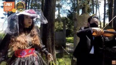 Photo of Inicia UAEH celebración virtual por el Día de Muertos