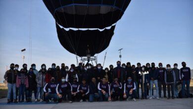 Photo of Estudiantes de la UPMH diseñaron y construyeron un globo aerostático