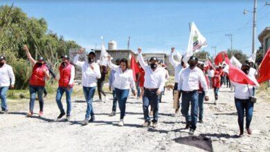Photo of Comunidades de Villa de Tezontepec respaldan a Paty González