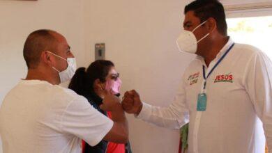 Photo of Habitantes de la zona Tellez-Tlaquilpan le reiteran su respaldo al candidato del PRI