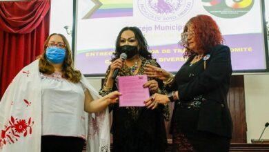 Photo of Recibe Concejo Municipal de Pachuca, agenda de derechos de comunidad LGBTTTI