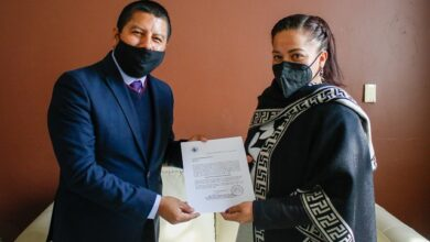Photo of Bertha Miranda Rodríguez, nueva secretaria general del Concejo de Pachuca