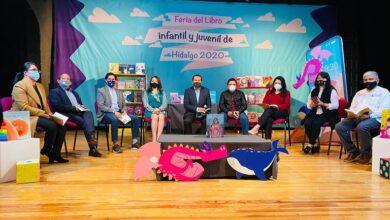 Photo of Arranca Feria del Libro Infantil y Juvenil, Hidalgo 2020, en su edición virtual