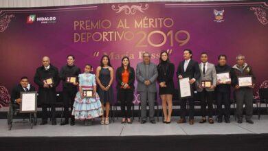 Photo of Presentan los ganadores del premio al Mérito Deportivo trayectoria 2020