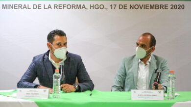 Photo of Firman acta para la instalación del Comité de Transición de Mineral de la Reforma