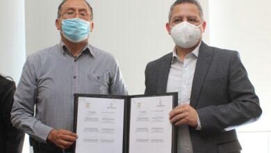 Photo of Tulancingo y Huasca firman convenio para el desarrollo turístico