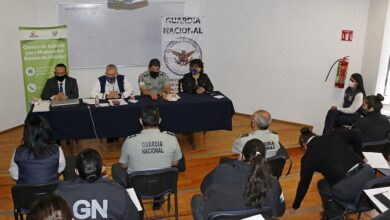 Photo of Gobierno de Hidalgo capacita en materia de violencia de género a elementos de G. N.