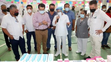 Photo of Asegurará Gobierno Federal atención médica en corredor interoceánico: Ramírez Pineda