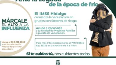 Photo of Importante que población en riesgo se vacune contra influenza estacional