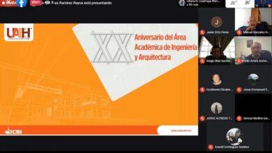 Photo of Celebra UAEH 20 años del Área Académica de Ingeniería y Arquitectura